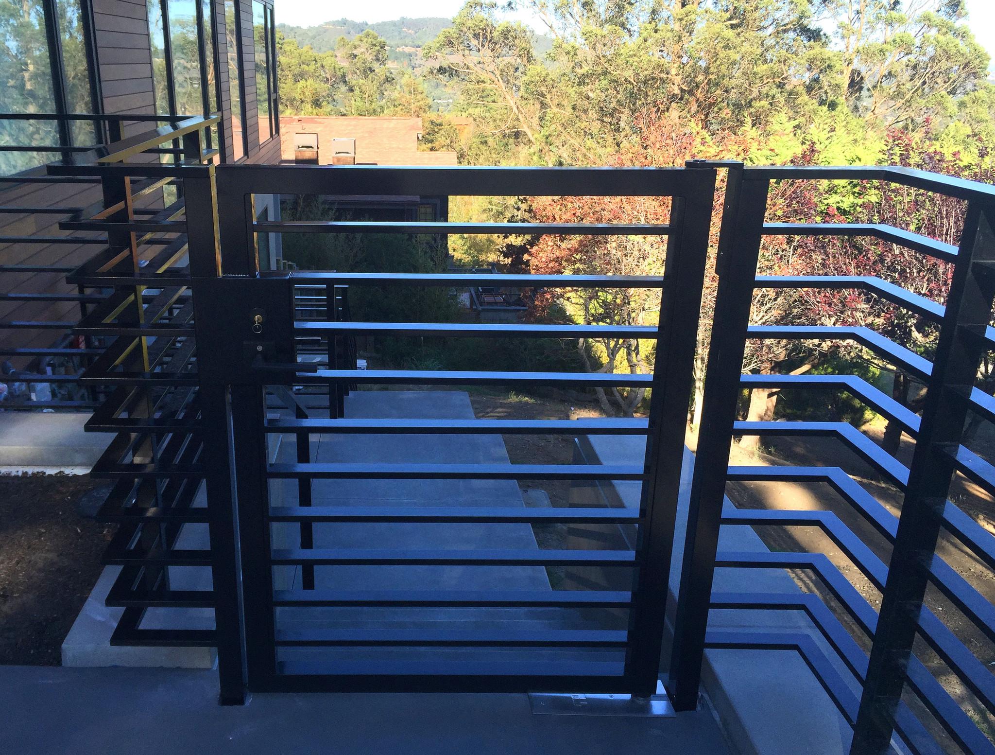 Handrails Archives Custom Iron Works